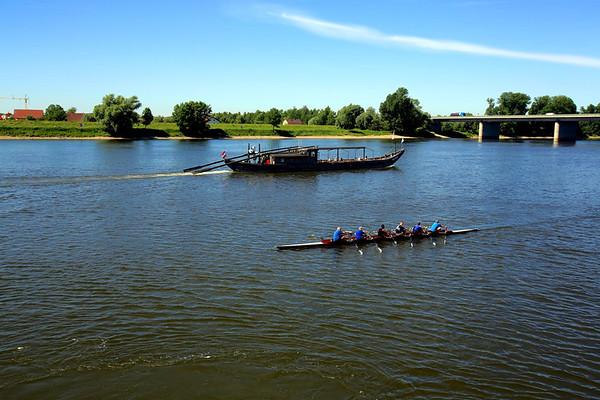 Danube River - Reggenburg, Germany 2104